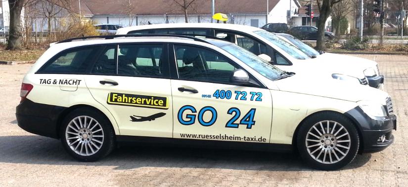 Taxi Rüsselsheim Airport Transfer Service